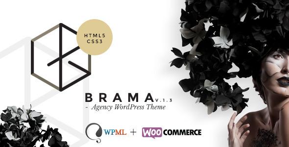 Brama - Premium Agency Theme