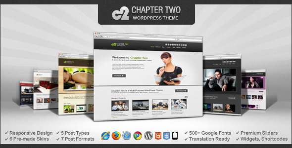 Chapter Two - WordPress Theme