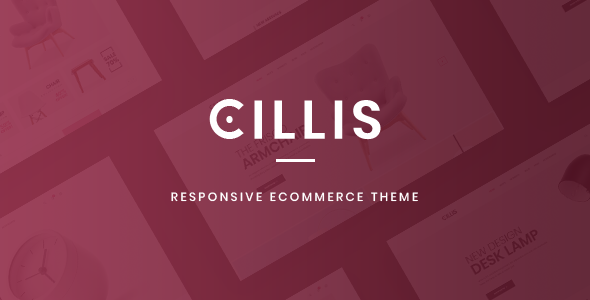 Cillis - Furniture & Deco Prestashop Theme