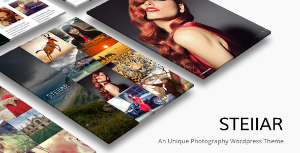 Stellar | Photography WordPress