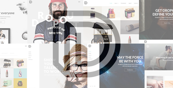 Dropout - Creative Multi-Purpose Theme