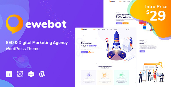 Ewebot - SEO and Digital Marketing Agency