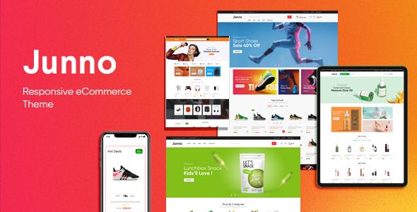 Jinno - Responsive OpenCart Theme