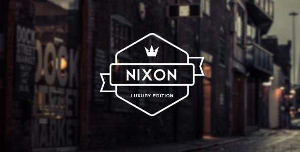 Nixon - Creative One Page Multi-Purpose Theme
