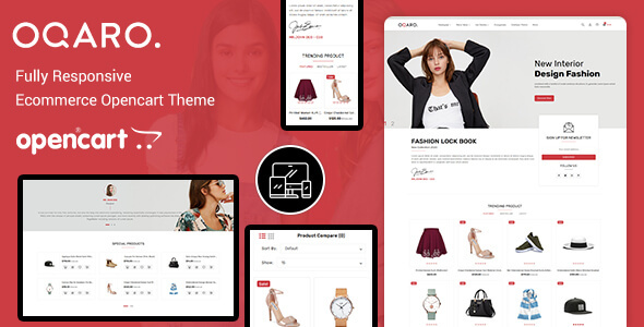 Oqaro - Best Fashion Opencart 3 Theme