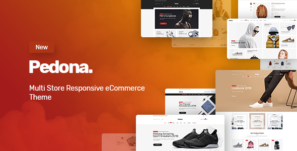 Pedona - Opencart Theme (Included Color Swatches)