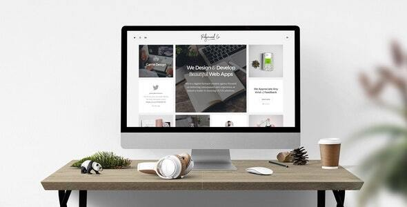 Ridgewood – Creative Agency Drupal Theme