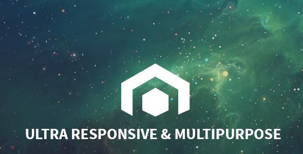 Two | Responsive & Multipurpose Template