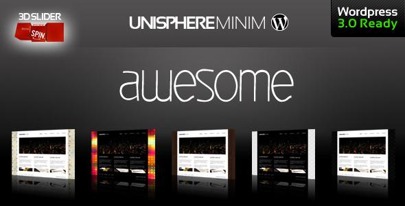 UniSphere Minim Corporate and Portfolio